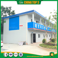 Fast Build Economic Brand New Prefabricated Houses With High Quality