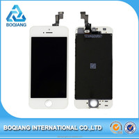 Chinese cell phone replacement touch screen IPS lcd for apple iphone 5c for sale in bulk