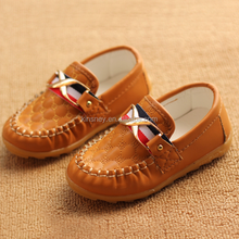 KS30589A 2017 New spring classic children casual moccasins shoes boys slip on shoes kids loafers shoes