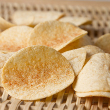 Panpan vegetable oil potato chips