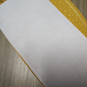 China supplier yellow cork tipping paper with perforation