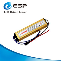 High quality 300ma waterproof street light led driver 18w 25w