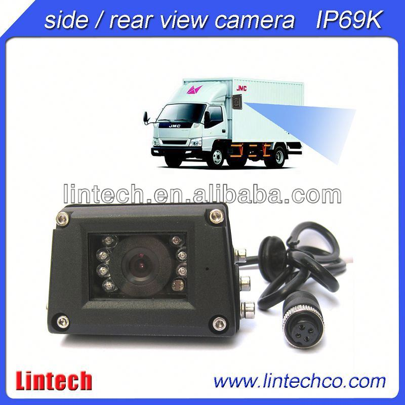 China supplier high definition backup camera kit with ccd sensor