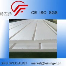 iso foam insulation board, XPS grooved panel