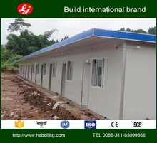 prefabricated building houses 20 ft, 40 ft container house