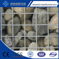 2016 Manufacturers selling stock firm galfan welded mesh gabion