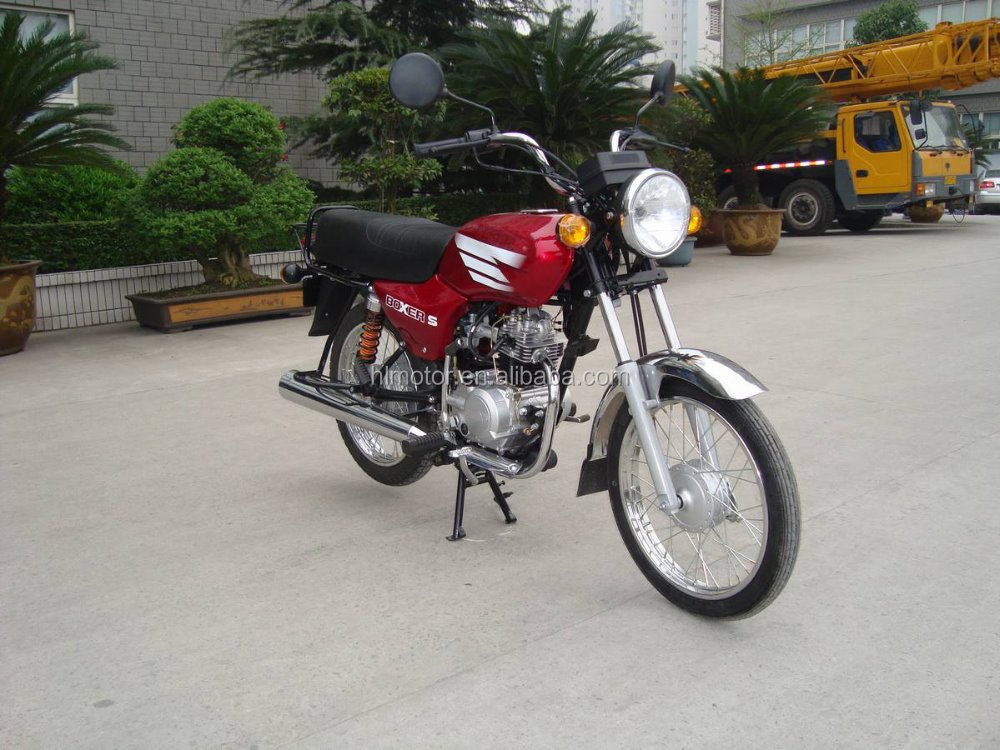 Bajaj style 100cc boxer tvs motorcycles for sale HL100