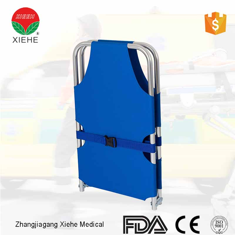 Portable Soft emergency battlefield foldable bed stretchers