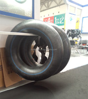Qingdao butyl inner tubes manufacture 1200-24