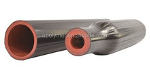 Hot!!! Semi-conductive/Insulation/Elastomeric Insulation tri-layer heat shrink tube
