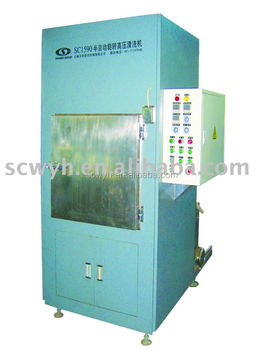 Semi-automatic High Pressure Washing Machine Front Loading