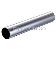 hollow metal tube stainless steel round tube