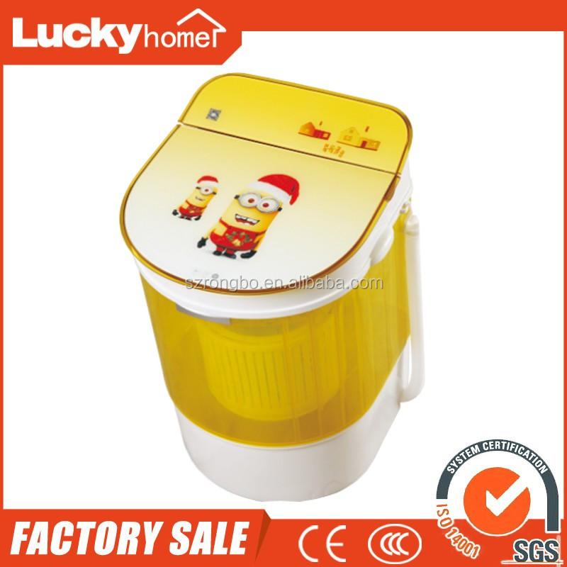 Gold sales baby clothes washing machine