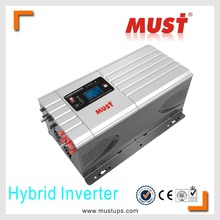 On/off grid solar power system for home inverter with control charge and battery PWM 1000W-6000W