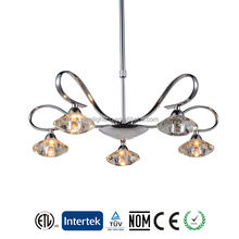 crystal chandelier individual hot pendant lamp