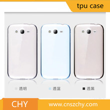 Hot products Transparent soft tpu mobile phone case for samsung galaxy grand duos i9082