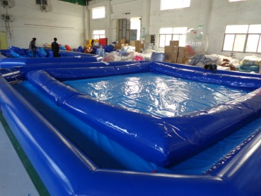 Testing (Inflatable Amusement Products)