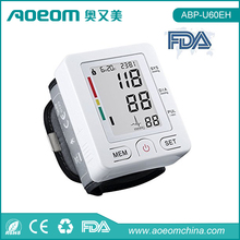 Best seller FDA approval digital automatic blood pressure monitor wrist type