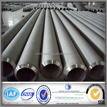 SGS ASTM A312 A269 TP 316 /304 Polishing Seamless Stainless Steel pipe /tube