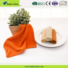 Cleaning microfiber wash cloth easy absorbent drying car towel wholesale