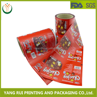 China Alibaba Natural High Quality Plastic Candy Wrappers