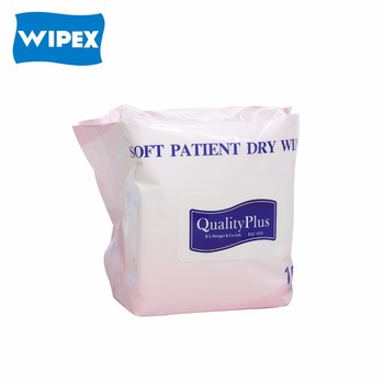 soft patient dry wipes for personal care