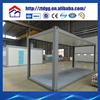 Light steel frame prefabricated shed best design