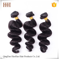 Supply highest quality hot selling unprocessed cheap 27 piece human hair weave