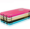 Best selling metal bumper case for iphone 6 with mix olor