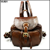 new designer customized backpack women leather/backpack leather women/backpack bag women