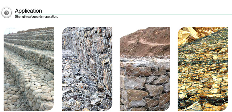 Top quality hot dip galvanized gabion baskets prices for sale