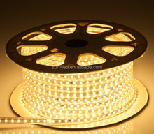 100m/roll 220V led 5050/5730 SMD led Strip rope Light 60leds/m Waterproof IP67 LED strip high voltage flexible led strip