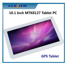 Latest Android 4.4 Tablet 10 inch MTK8127 Quad Core GPS WIFI 1G Ram 8G Rom