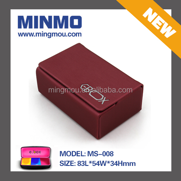 MS-008 PACKAGING BOX magnetic eyeglass case, contact lens case, eyewear cases mould