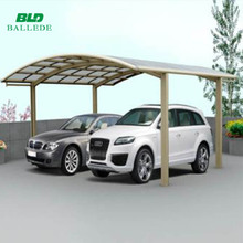 car shed car parking shed aluminum carport