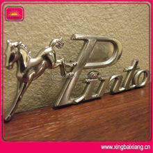 personalized nameplates,stainless steel car nameplate