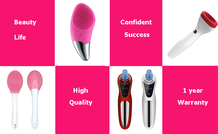 Best for gift ultrasonic face massager facial massage device