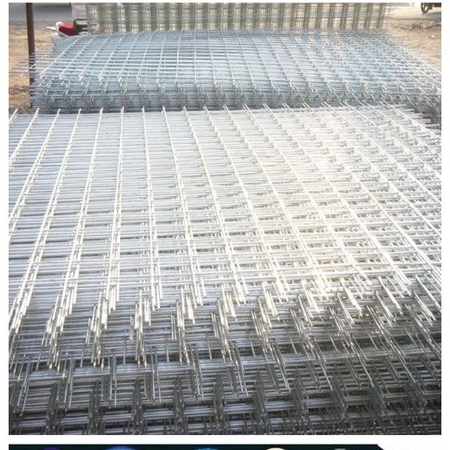 2 14mm welded wire mesh panel_Yuanwenjun.com