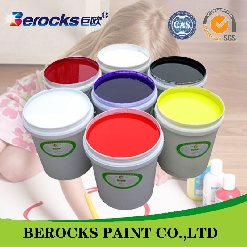 private label opaque acrylic paint hand craft/handicraft paint/plaster craft paint