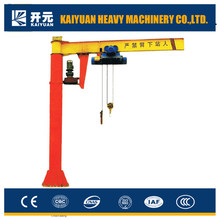 light duty 1.5 ton crane jib crane price
