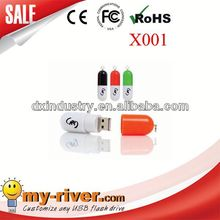 Popular Customized Design Promotional cool pill usb flash momory