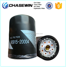 Filtration Oil For Car Lubrication System 90915-20004 Lube Oil Filter