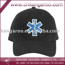 Working staff accessories 6 panel embroidery private logo baseball caps