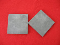 High quality reaction bonded silicon carbide slab