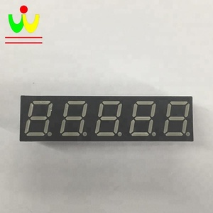 5/6 Digit 7 Segment Led Countdown Timer Counter