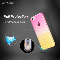 city&case printable transparent blank phone cases cover for iPhone