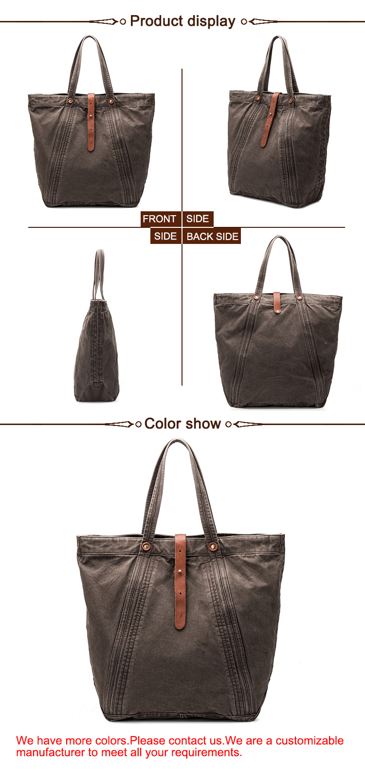 Popular hot sale fashion women handbag ladies hand bags