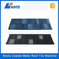 Low price waterproof galvanized factory direct roofing shingles