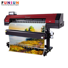 Funsunjet FS-1700M small ribbon sublimation heat press printing machine