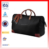 2015 New Design Medium Tote Sport Duffle Bag with Leather Handles
